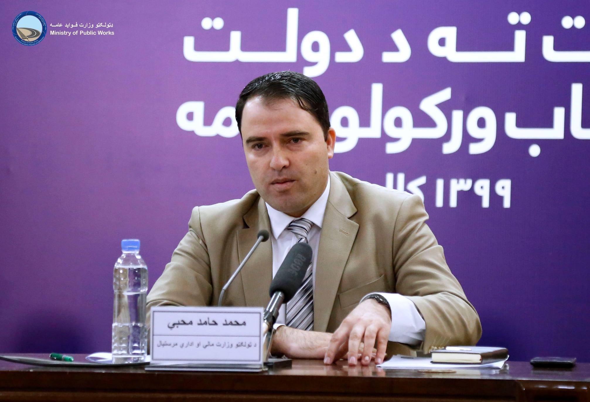 وزارت فوایدعامه در سال مالی ۱۳۹۹، ۶۸۰ کیلومتر سرک را اعمار و ترمیم نموده است